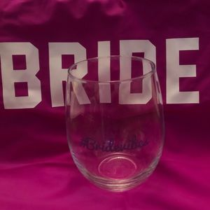 Perfect gift for the Bachelorette! Swimsuit & wine